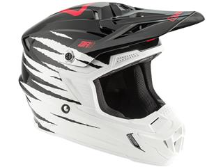 Casque ANSWER AR1 Pro Glow White/Black/Pink taille XL - 64832026-9b7c-4947-a34a-7caf9680fe2c