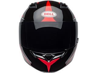 BELL Qualifier Helmet Flare Gloss Black/Red Size XXL - 64897c92-326d-4292-b9a4-c1015f9b3697