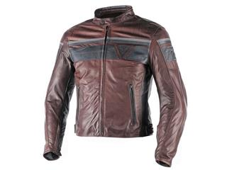 Dainese Blackjack Jacket Leather Brown/Black/Black Size 52 Man