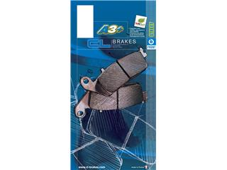 Plaquettes de frein CL BRAKES 2960A3+ métal fritté - 64ae3012-76ba-4f86-8c29-fd907da8a7fa