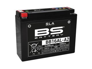 Batterie BS BATTERY BB16AL-A2 SLA sans entretien activée usine - 321068