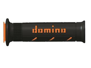 DOMINO A250 XM2 Super Soft Grips Black/Orange