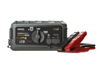 Booster de batterie NOCO GB500 lithium 12/24V 20000A