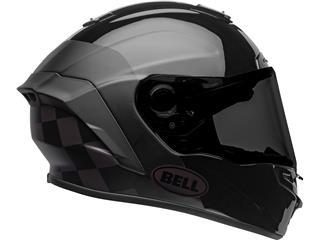 BELL Star DLX Mips Helmet Lux Checkers Matte/Gloss Black/Root Beer Size S - 64d6cff5-0287-4567-a37b-885edddfe7db