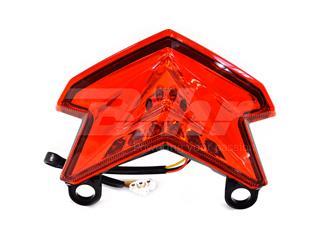 Luz traseira vermelha LED Kawasaki ZX-6R (13-)