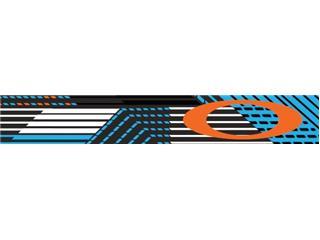 OAKLEY Crowbar MX Goggle Circuit Orange/Blue Dark Grey Lens - 6557958f-17cf-4da8-9e84-d5488ea35dad