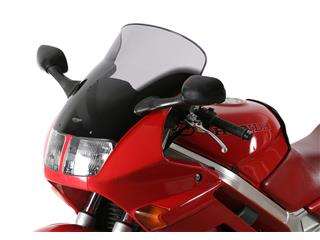MRA Touring Windshield Smoked Honda VFR750F