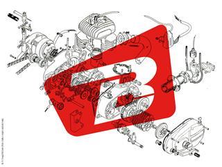 BELL Top Liner Revolver Size XXL