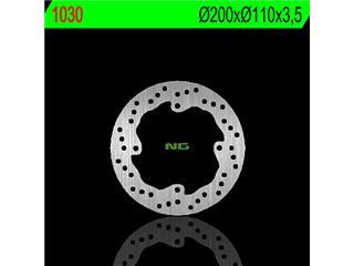 Disque de frein NG 1030 rond fixe - 3501030