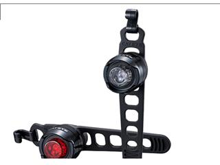 LIGHT SET CATEYE HL-EL135/TL-LD135R BLACK