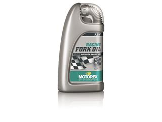 Huile de fourche MOTOREX Racing Fork Oil 7.5W 1L - 55020011