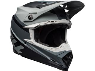 Casque BELL Moto-9 Mips Prophecy Matte Gray/Black/White taille XL - 65fc47a9-89f5-4372-b55b-defe74037704