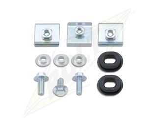 BOLT Dzus Eliminator Kit for Airbox Yamaha  - 893576