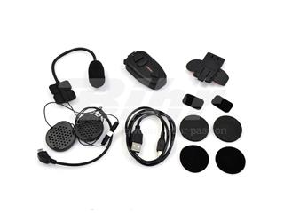 Kit interfono Bluetooth individual Bikecomm Salut