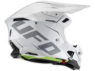 UFO Diamond Helmet White Size S - 66125d24-359b-4122-8c4c-6af218b991cf