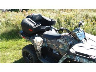 Coffre arrière ART Classic quad noir  - 6614bfa9-8661-45ce-acbf-528dfed103c2