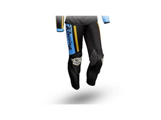 S3 Vint Pants Gulf Blue Size 42