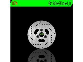 Disque de frein NG 074 rond fixe - 350074