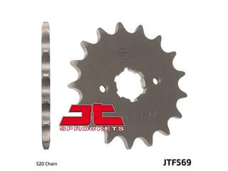 Pignon JT SPROCKETS 12 dents acier standard pas 520 type 569 Yamaha - 46056912