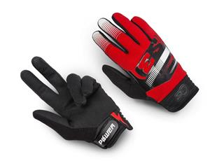 S3 Power Gloves Red/Black Size M