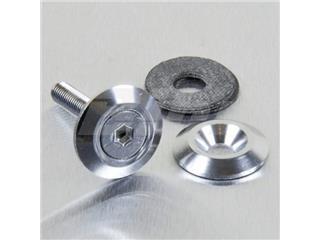 Arandela de Aluminio avellanada M5 (19mm ØExt.) plata LWAC5S - 50150