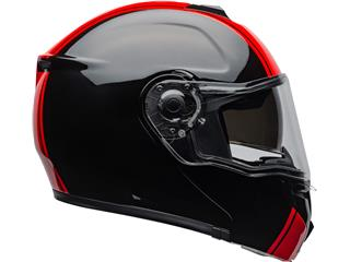 BELL SRT Modular Helmet Ribbon Gloss Black/Red Size XXL - 66d6dd26-fc4f-46dd-b6cd-93c0f816d498