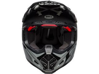 Casque BELL Moto-9 Flex Fasthouse WRWF Black/White/Gray taille XS - 66f9cc38-309e-4662-a8c4-42105401a6f5