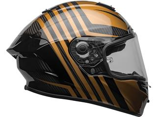 Casque BELL Race Star Flex DLX Mate/Gloss Black/Gold taille S - 670b1826-419e-4ea2-a0e9-26c911141416