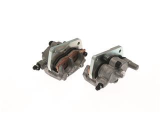 NISSIN 2 pistons front left ATV brake caliper