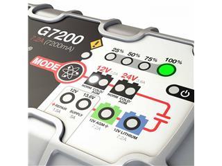 Chargeur de batterie NOCO Genius G7200 lithium 12/24V 7,2A 230Ah - 67218783-e7bd-4551-a167-15e4e2c70536