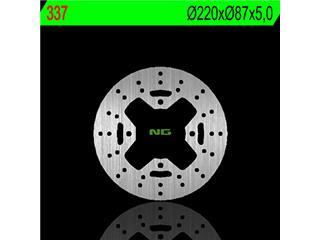 Disque de frein NG 337 rond fixe - 350337