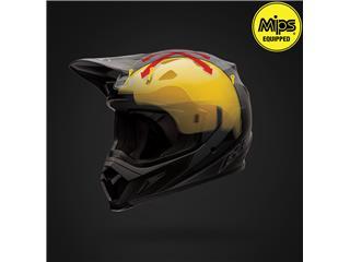 Casque BELL MX-9 MIPS Gloss HI-VIZ Yellow/Black Marauder taille XS - 6763b237-c4e0-4948-b5ed-de10ab7d943c