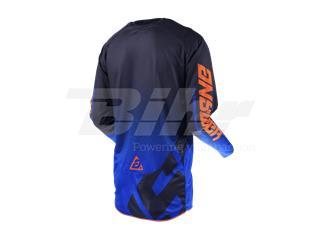 Camiseta ANSWER Trinity Negro/Azul Oscuro/Naranja Flúor Talla XXL - 802100020172