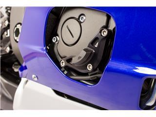 Protector de la tapa del motor Gilles Tooling (lado derecho), negro - 677d3df4-f405-45d1-a30b-57ae599519e3