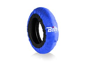 BIHR Home Track EVO2 Autoregulated Tire Warmer Blue Tire 180-200mm