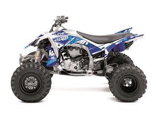 Kit déco KUTVEK Rotor bleu Yamaha YFZ450R - 78104006