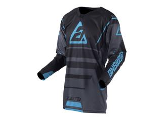 Maillot ANSWER Elite Force Charcoal/noir/Astana taille L