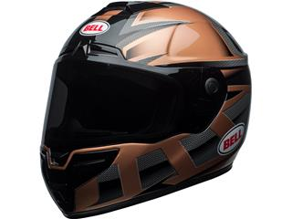 BELL SRT Helmet Gloss Copper/Black Predator Size XXL
