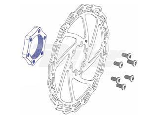 Conversor disco universal a center lock conexión directa color plata - 682cc944-496e-4e5d-8252-e2597dd8bf34
