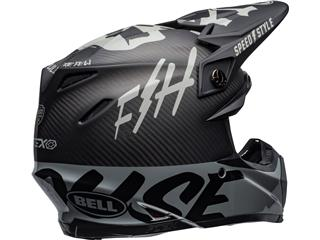 Casque BELL Moto-9 Flex Fasthouse WRWF Black/White/Gray taille XS - 683ecfd4-d707-4926-a588-b6767316b4d6