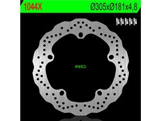Disque de frein NG 1044X pétale fixe