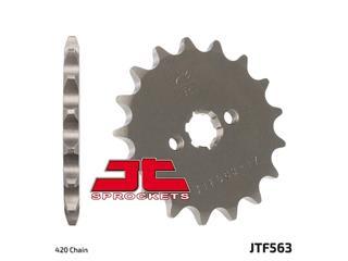 Pignon JT SPROCKETS 12 dents acier standard pas 420 type 563 - 46056312