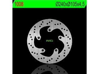 NG 1008 Brake Disc Round Fix