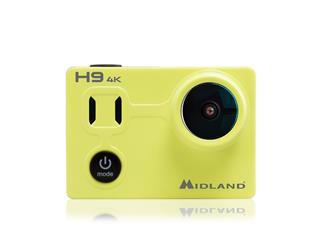 MIDLAND H9 Action Camera 4K/30FPS