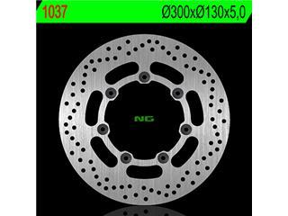 Disque de frein NG 1037 rond fixe - 3501037