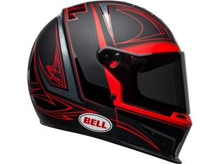 Casque BELL Eliminator Hart Luck Matte/Gloss Black/Red/White taille S - 68df7714-aa71-423c-8767-13c3af329dab