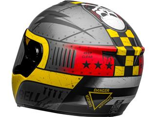 Casque BELL SRT Devil May Care Matte Gray/Yellow/Red taille L - 68f6c7b2-3d81-4b41-915f-2e31f2c56d44