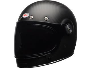 BELL Bullitt Carbon Helm Solid Matte Black Größe L - 7062225