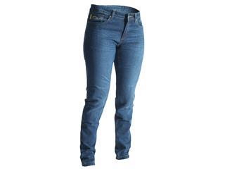 RST Aramid CE Jeans Blue Size Short Leg 2XL Women
