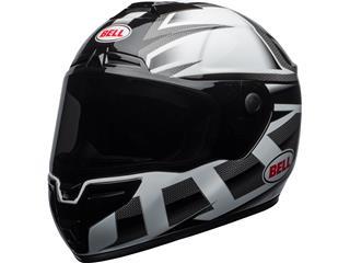 BELL SRT Helmet Gloss White/Black Predator Size XXL